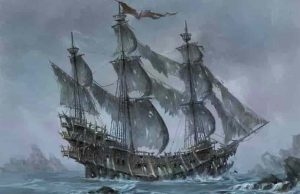 Flying Dutchman Mystery site