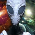 Cosmic beings Mystery site