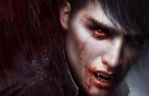 Vampire Mystery site