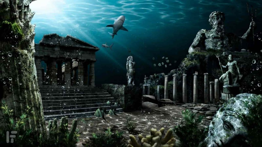 Lost City of Atlantis Mystery