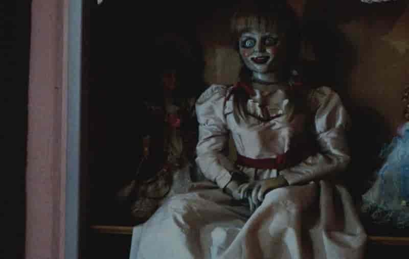 Mystery Annabelle Doll